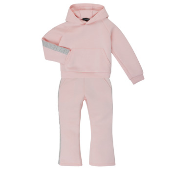 Textil Rapariga Todos os fatos de treino Emporio Armani 6H3V01-1JDSZ-0356 Rosa