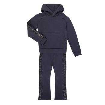 Textil Rapariga Todos os fatos de treino Emporio Armani 6H3V01-1JDSZ-0920 Marinho