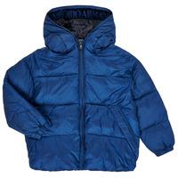 Textil Rapaz Quispos Emporio Armani 6H4BF9-1NLYZ-0975 Marinho