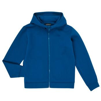 Textil Rapaz Sweats Emporio Armani 6H4BJM-1JDSZ-0975 Azul