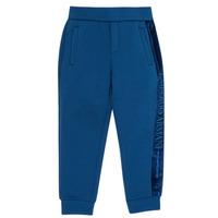 Textil Rapaz Calças de treino Emporio Armani 6H4P84-1JDSZ-0975 Marinho
