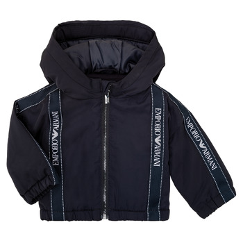 Textil Rapaz Jaquetas Emporio Armani 6HHBL0-1NYFZ-0920 Marinho