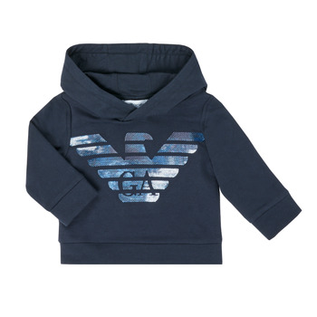 Textil Rapaz Sweats Emporio Armani 6HHMA9-4JCNZ-0922 Marinho