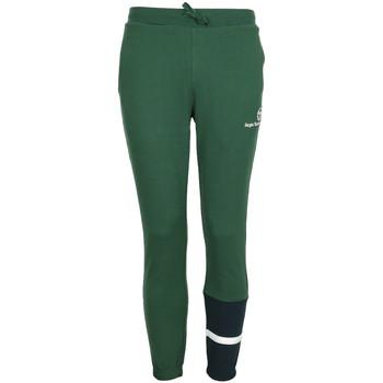 Textil Homem Calças de treino Sergio Tacchini Fraine Pant Green/ Navy Verde