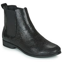 Sapatos Mulher Botas baixas TBS MELROSE Preto