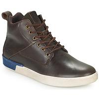 Sapatos Homem Sapatilhas de cano-alto TBS SANDJAY Castanho