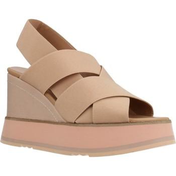 Sapatos Mulher Sandálias PALOMA BARCELÓ SALINAS Beis