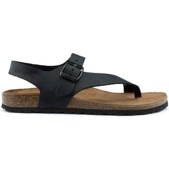 Sapatos Mulher Sandálias Interbios SANDÁLIAS INTERNAS DENNIS 7162 BLACK