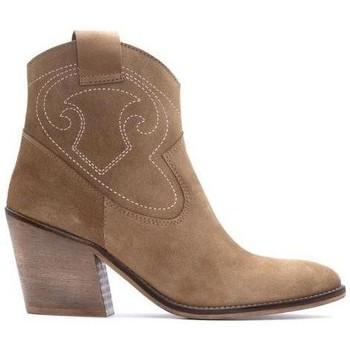 Sapatos Mulher Botins Bryan BROOK beige