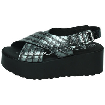 Sapatos Mulher Sandálias Karralli  Cinza