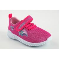 Sapatos Rapariga Sapatilhas Katini Garota da lona  17820 kfy fuxia Rosa