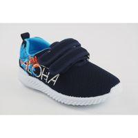 Sapatos Rapaz Sapatilhas Katini Canvas infantil  17824 kfy blue Azul