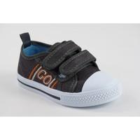Sapatos Rapaz Sapatilhas Katini 17818 KFY gris