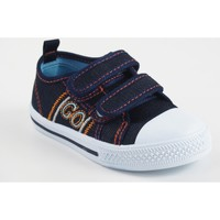 Sapatos Rapaz Sapatilhas Katini Canvas infantil  17818 kfy blue Azul