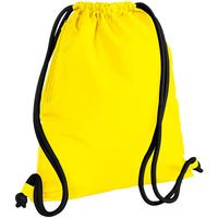 Malas Criança Saco de desporto Bagbase BG110 Amarelo/preto