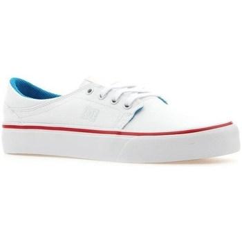 Sapatos Mulher Sapatilhas DC Shoes Trease TX Branco