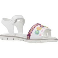 Sapatos Rapariga Sandálias Chicco 1063626 Branco