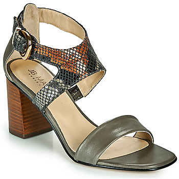 Sapatos Mulher Sandálias JB Martin 1NAWELI Verde