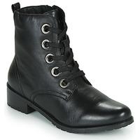 Sapatos Mulher Botas baixas Ravel MARTI Preto