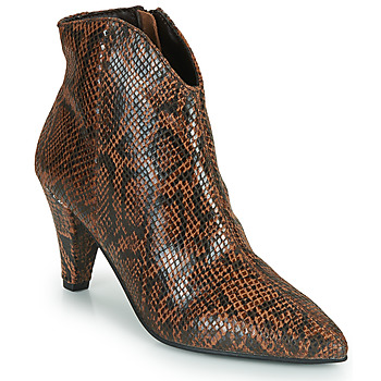 Sapatos Mulher Botins Ravel LEVISA Preto