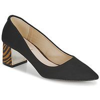 Sapatos Mulher Escarpim Ravel ORO Preto