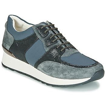 Sapatos Mulher Sapatilhas Karston SINIX Cinza