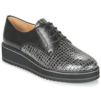 Sapatos Mulher Sapatos Karston ORPLOU Preto / Cinza