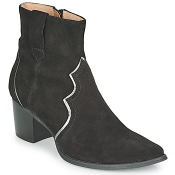Sapatos Mulher Botins Karston APLAX Preto