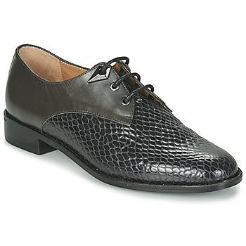 Sapatos Mulher Sapatos Karston VENDREDI Preto