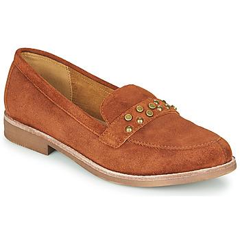 Sapatos Mulher Mocassins Karston ACALI Castanho