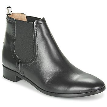 Sapatos Mulher Botas baixas Karston JOLICO Preto