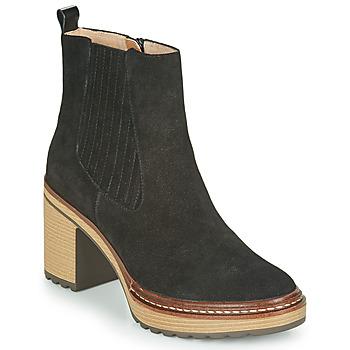 Sapatos Mulher Botins Karston GRANI Preto