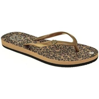 Sapatos Mulher Chinelos Kelara K02027 Oro