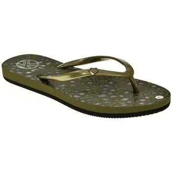 Sapatos Mulher Chinelos Kelara K02027 Verde