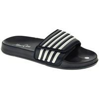 Sapatos Homem chinelos Kelara K02024 Azul