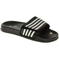 Sapatos Homem chinelos Kelara K02024 Negro