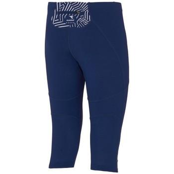 Textil Homem Collants Diadora  Azul