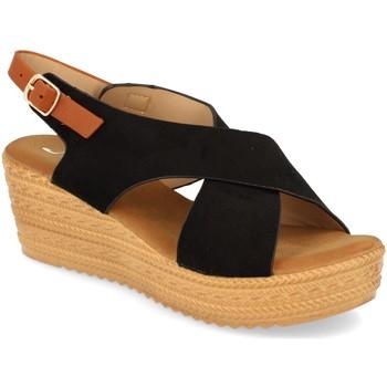 Sapatos Mulher Sandálias Festissimo F20-22 Negro