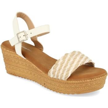 Sapatos Mulher Sandálias Festissimo F20-25 Blanco