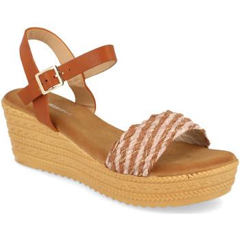 Sapatos Mulher Sandálias Festissimo F20-25 Camel