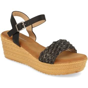 Sapatos Mulher Sandálias Festissimo F20-25 Negro