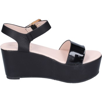 Sapatos Mulher Sandálias Solo Soprani Sandálias BN772 Preto