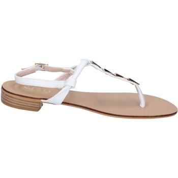 Sapatos Mulher Sandálias Solo Soprani Sandálias BN777 Branco