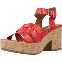 Sapatos Mulher Sandálias Alpe 4731 63 Vermelho