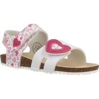 Sapatos Rapariga Sandálias Garvalin 202661 Branco