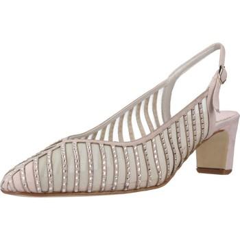 Sapatos Mulher Escarpim Argenta 33407A Beis