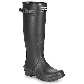 Sapatos Homem Botas de borracha Barbour BEDE Preto