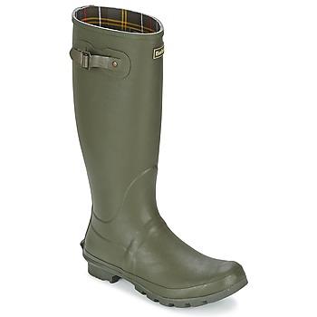 Sapatos Homem Botas de borracha Barbour BEDE Verde