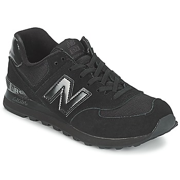 Sapatos Sapatilhas New Balance M574 Preto