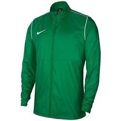 Textil Rapaz Casacos fato de treino Nike JR Park 20 Repel Verde